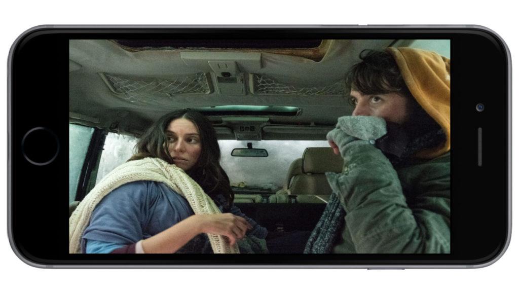 ребенок в машине фильм