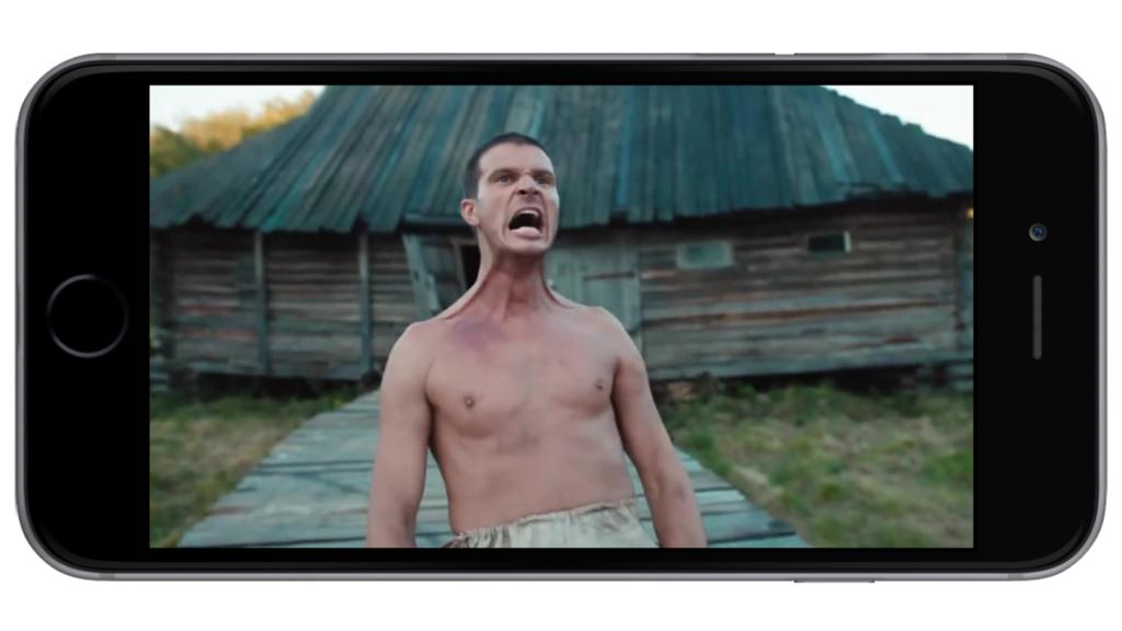 фильм про циркача +и фашистов