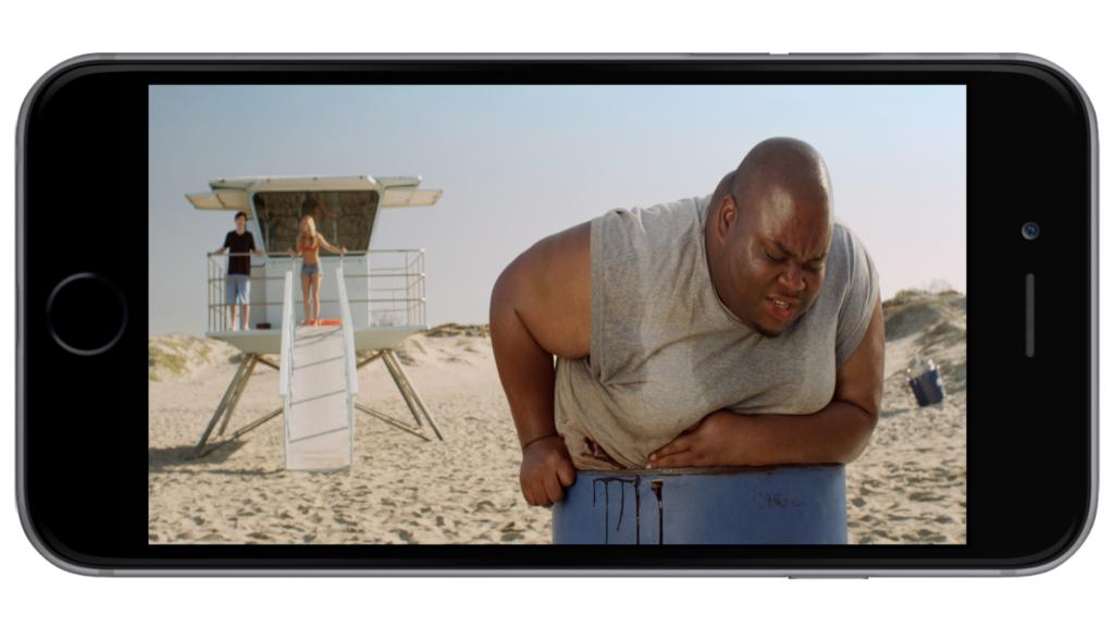 смотреть фильм где пляж хотел съесть людей